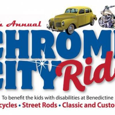 15th Annual Chrome City Ride