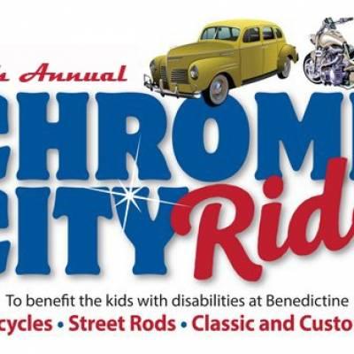 15th Annual Chrome City Ride