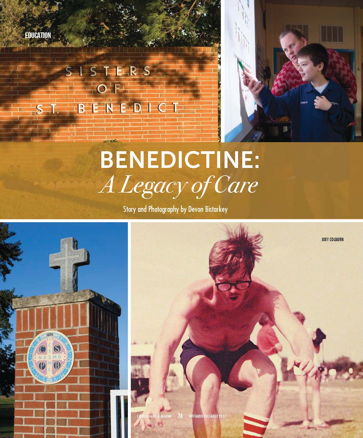 Benedictine: A legacy of Care