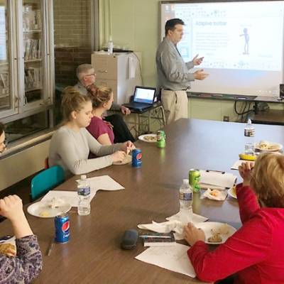 Lunch & Learn: SMART Board technology in the classroom