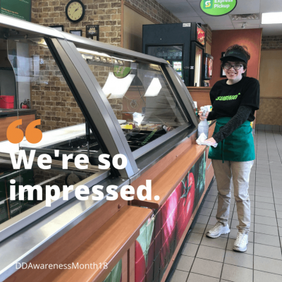 We're so impressed – A Success Story