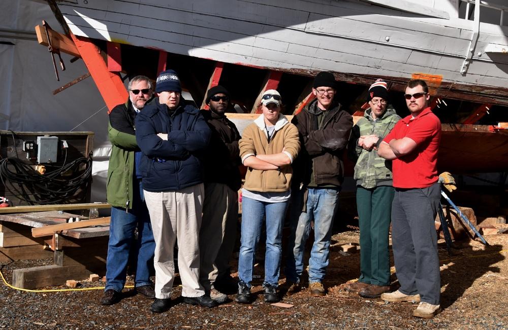 Benedictine partners with CBMM on restoration project
