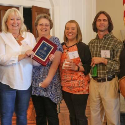 Caren Parry named Sister Jeanette Award winner
