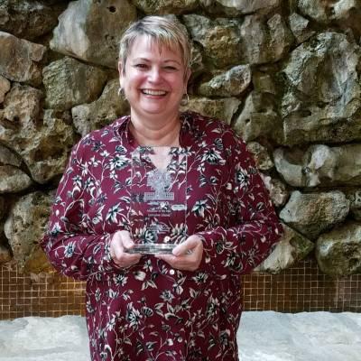 Benedictine Teacher Awarded Educator of the Year