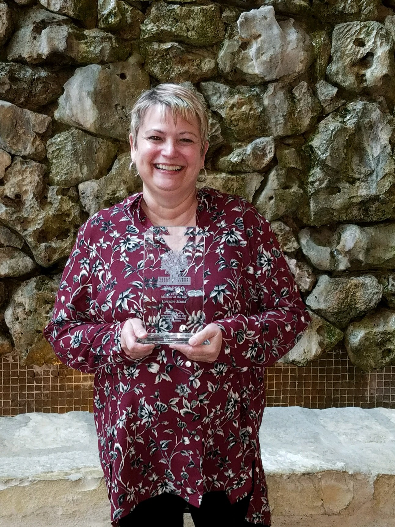 Benedictine Teacher Awarded Educator of the Year