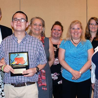 Benedictine's Marinucci earns MACS Achievement Award