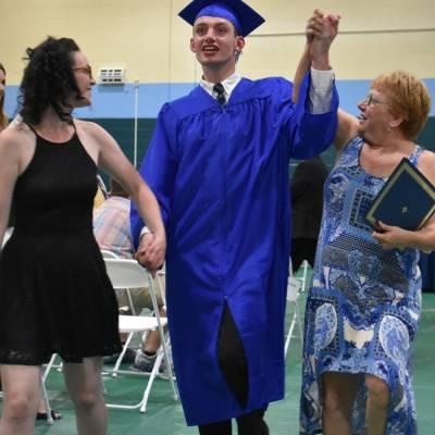 The Benedictine School 2018 Graduation Ceremony celebrates 11 students