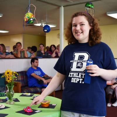 Annual Art Show displays creative talents of students