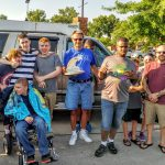Cruise-in supports Benedictine