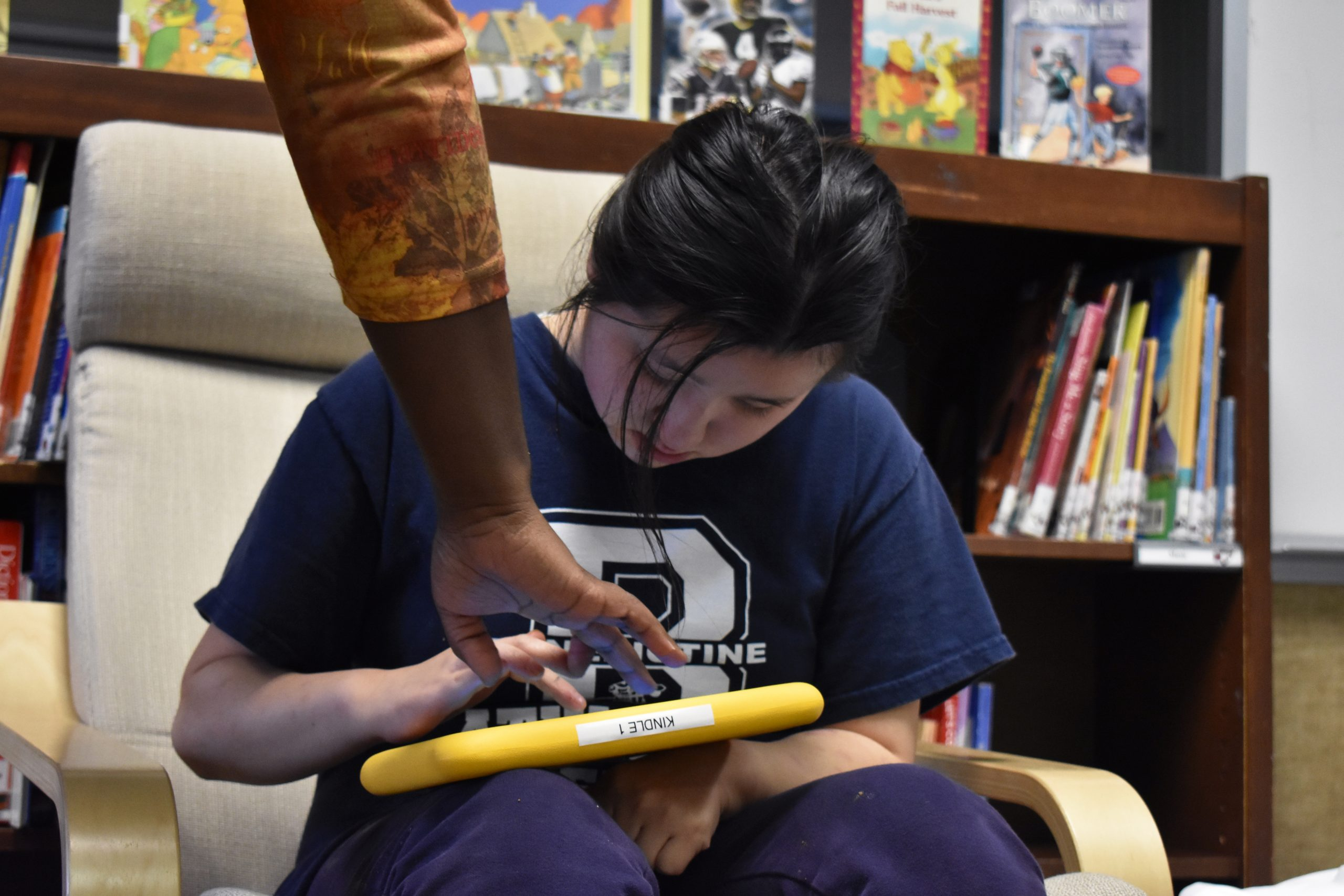 Benedictine receives $5k MDTAP grant to increase student access to reading and tech