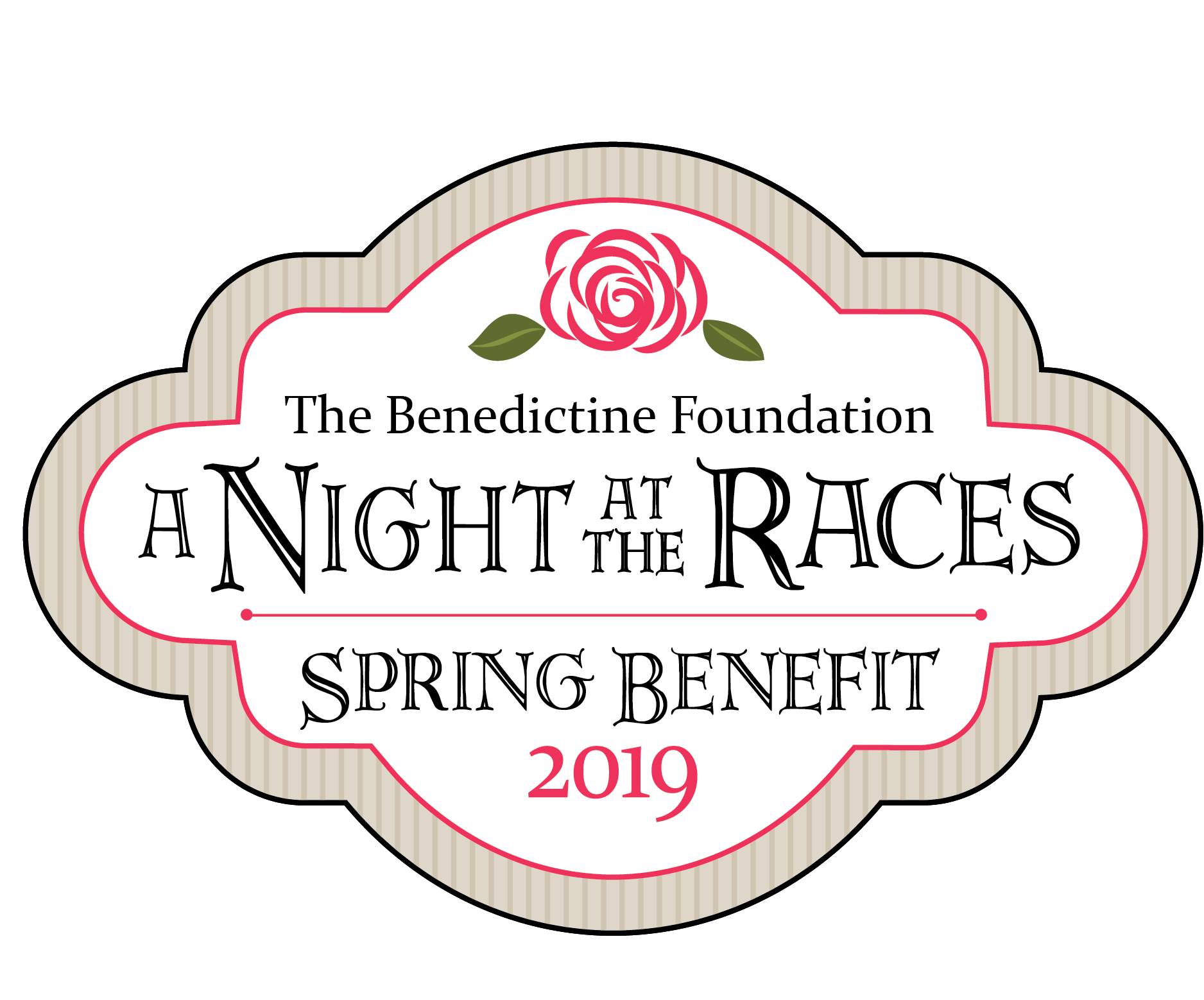 Benedictine's annual Spring Benefit: A Night at the Races, set for May 4th