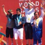 Alumni News: Graduate earns bronze at Special Olympics