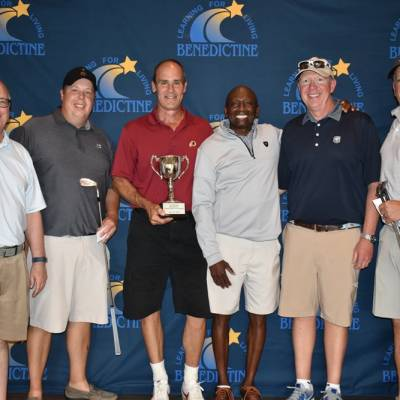 Golfers raise $43K to support Benedictine at 3rd annual DC/ Baltimore Area Charity Golf Tournament