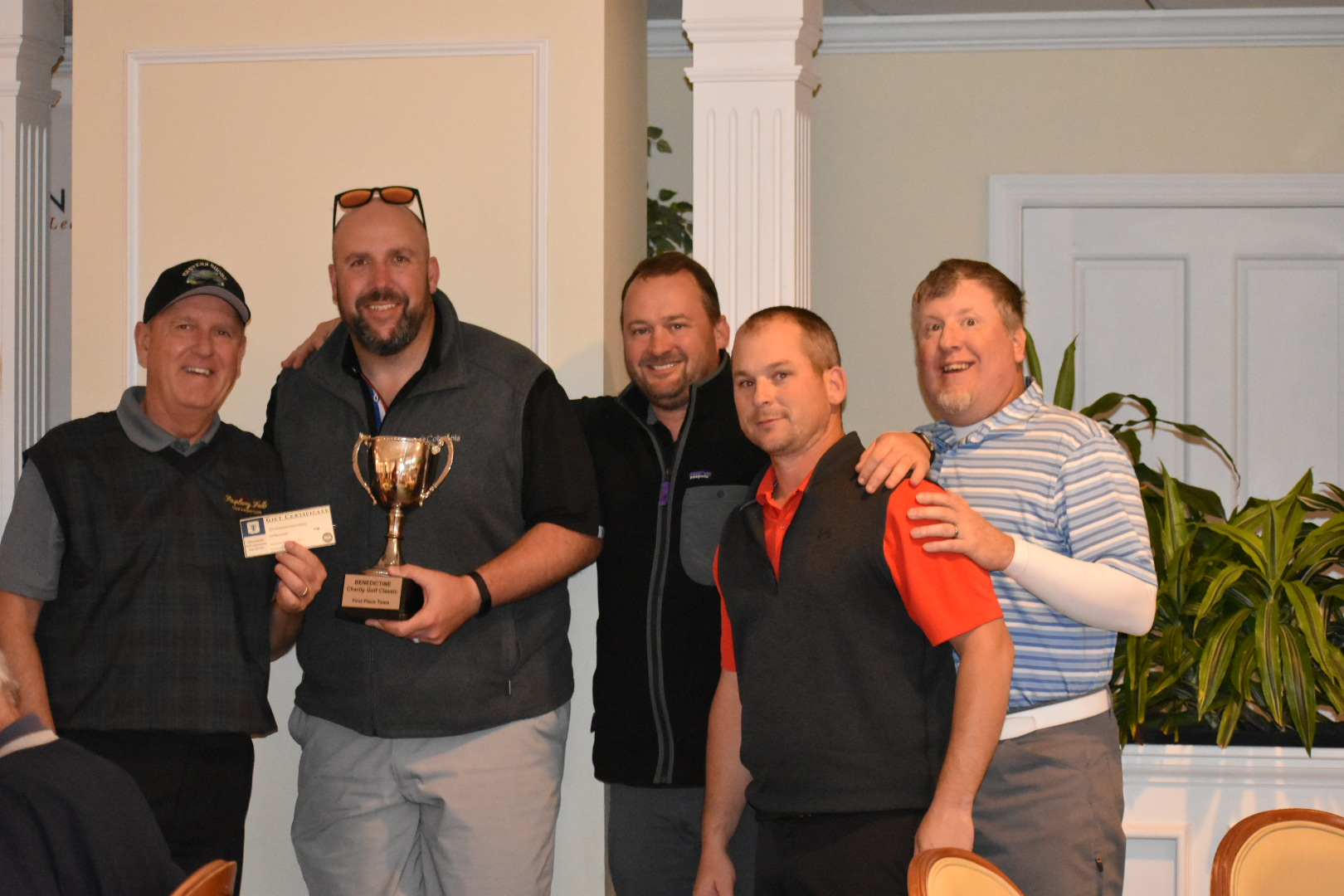 Golfers raise $45,010 at Birdies for Benedictine Charity Golf Tournament