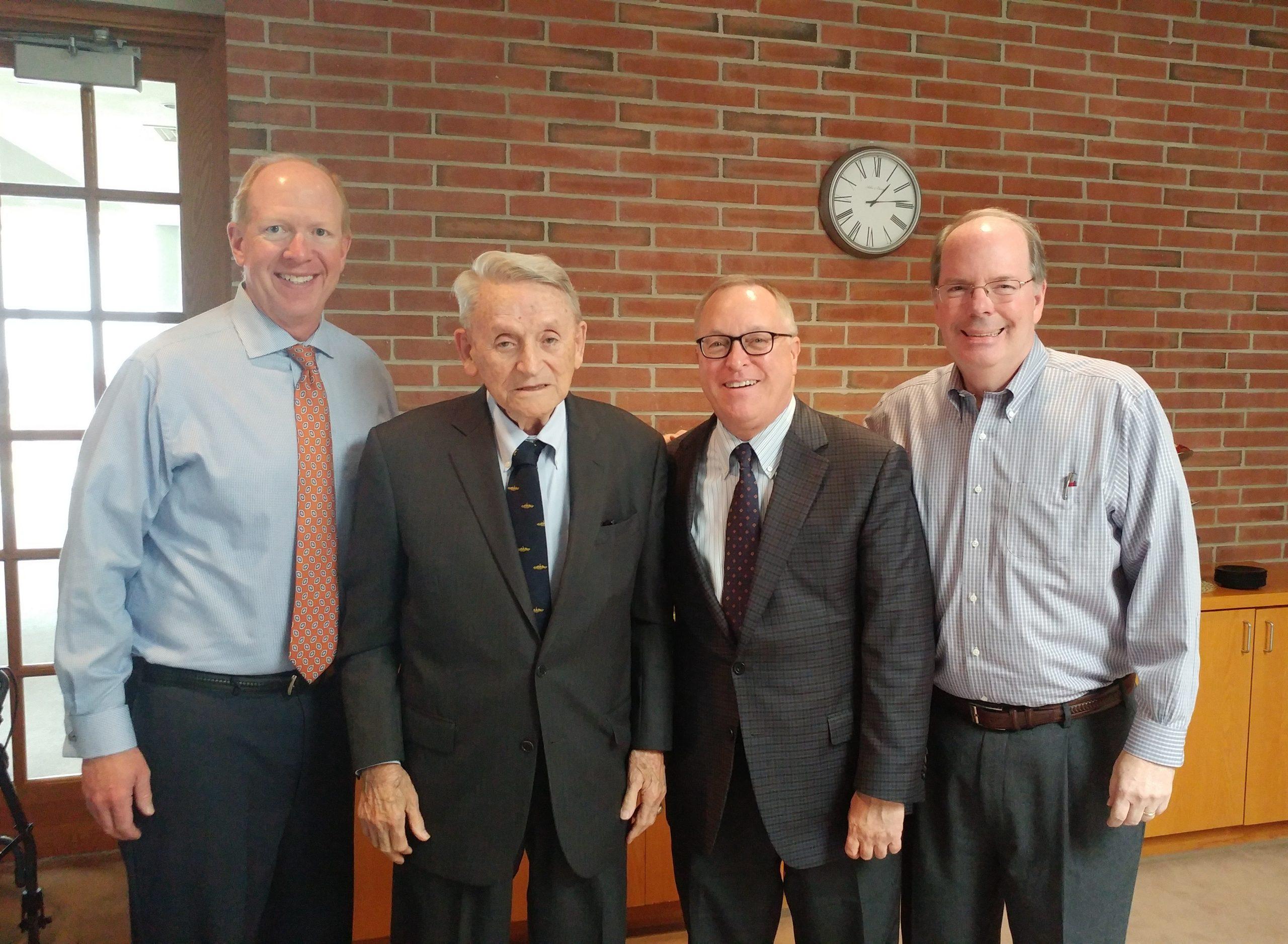 Benedictine announces retirement of Board member Adm. Al Burkhalter
