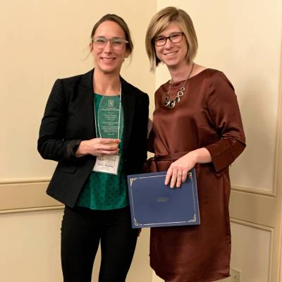 Benedictine receives Excellence in Media Award