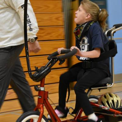 Choptank Electric Trust provides gift of mobility to Benedictine students