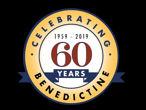 Celebrating Benedictine. 60 years.