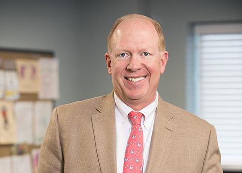 Executive Director of Benedictine Scott Evans.