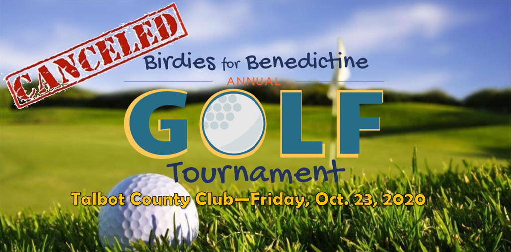 Birdies for Benedictine Annual Golf Tournament   Canceled for 2020