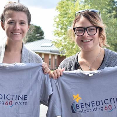 Benedictine introduces new logo during 60th anniversary celebration