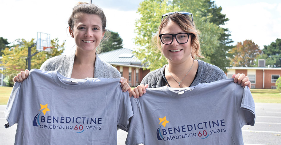 Benedictine introduces new logo during 60th anniversary celebration